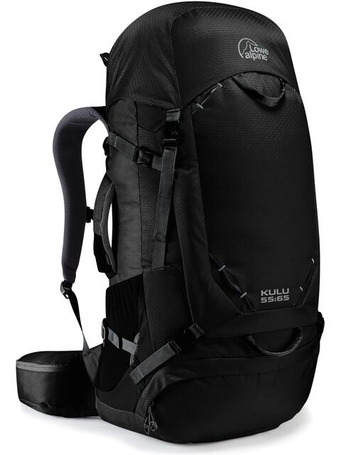 Lowe Alpine Kulu 55:65 Backpack Men Anthracite